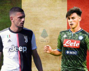 Eljif'in rakibi Juventus