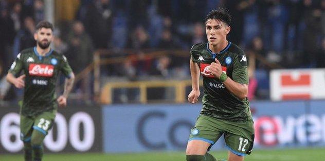 Eljif Elmas ilk golünü attı