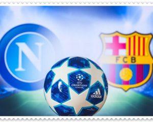 Barcelona Napoli Maçı Bekleniliyor